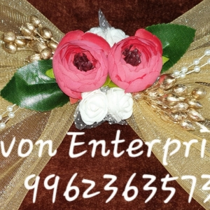 Mini buqeys for gift broaches